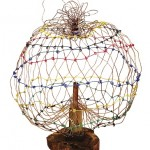 Freedom from Avarice, 2012, Copper Wires, Installation Size Various