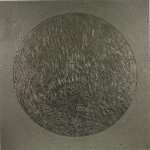 Philip Tsiaras, Black Earth, 2012, 150x150cm