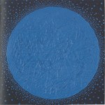 Philip Tsiaras, Blue Moon, 2013, 50x50cm