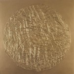 Philip Tsiaras, Totemic Circle, 2013, 60x60cm